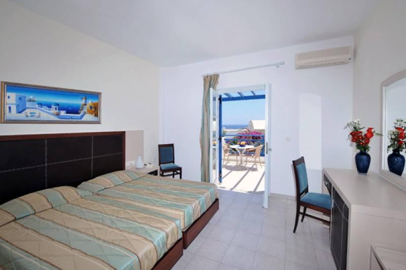 Appartementen Astro - Kamari - Santorini